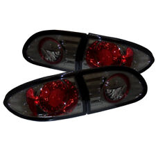 1995-2002 CHEVY CAVALIER 2DR/4DR CONVERTIBLE REAR TAIL LIGHTS LAMP SMOKE NEW L+R
