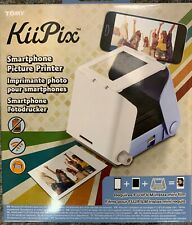 Tomy KiiPix Smartphone Picture Printer