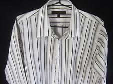 JONATHAN ADAMS Mens Long Sleeve Business/Casual Shirt Size M