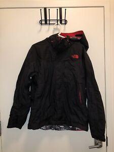 Northface Mens ski/snowboard jacket mens L black