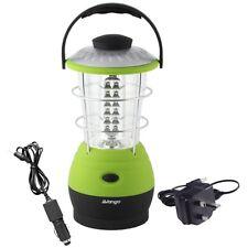 Vango 36 LED Dynamo Lantern 12v or 240v Rechargeable
