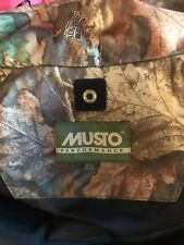 Musto Field Pro Camo Shooting Jacket 2XL Never Worn Outside (Long Term Storage)