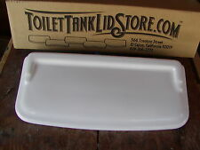 Porcher 735048 by American Standard Toilet Tank Lid  White Nice! 6F
