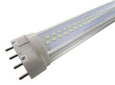 Lampada LED Attacco 2G11 4 Pin 15W 320 mm Bianco Caldo 220V Sostituisce Neon Dul