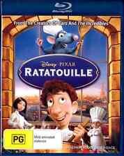 Disney-PIXAR RATATOUILLE New Blu-Ray BRAD GARRETT ***