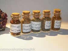 Handmade Organic Incense Sampler by Moon Hunter Magick Incense Ritual Supply