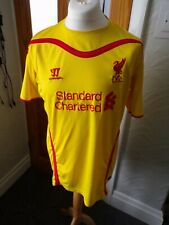 Liverpool 2014/15 Away Shirt
