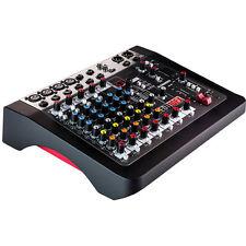 NEW Allen Heath ZEDi-10FX 10 Input Hybrid Mixer/USB Interface with FX Effects