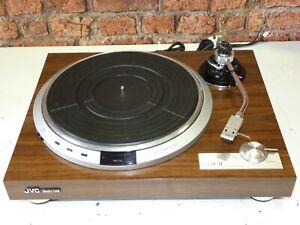 JVC QL-A7 Vintage Hi Fi Direct Drive Record Vinyl Deck Player Turntable