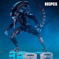 Alien Vs Predator Mech Building Blocks Bricks Toys Compatible Toys Children Gift