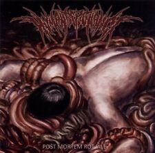 HUMAN REPUGNANCE - Post Mortem Rot Pile - CD - DEATH METAL