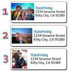 Внешний вид - 30 Custom Photo Address Labels Personalized Return Mailing - ANY PICTURE