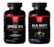 Weight loss protein powder - SPIRULINA – ACAI COMBO - acai colon cleanse