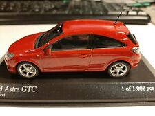 Opel Astra GTC 1/43 Minichamps