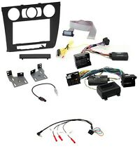 CTKBM09 To Fit BMW 1 Series E87 E88 Double Din Stereo Fitting Kit Manual Aircon