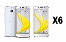 6 PC CLEAR SCREEN GUARD PROTECTOR ACCESSORY FOR SPRINT HTC BOLT