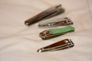 Lot of Used Nail Clippers