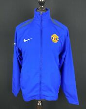 Manchester United Nike Away Football Track Jacket Men's Size M Soccer Top Rare