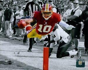 Robert Griffin III Washington Redskins NFL Licensed Unsigned Matte 8x10 Photo B
