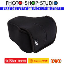 JJC Camera Pouch OC-F2BK for Mirrorless Camera (Black) Sony, Canon, Olympus