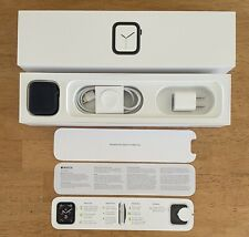 APPLE WATCH - Series 4 44mm Space Gray Aluminum Case - Model A1978 & JETech Band