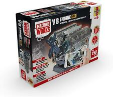 Machine works - V8 Engine