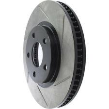 Disc Brake Rotor-Sedan Front Left Stoptech 126.62055SL