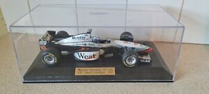MINICHAMPS MCLAREN MERCEDES MP 4/12 DAVID COULTHARD 1997 WEST LIVERY 1:18 SCALE