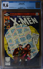 X-Men 141 and 142, CGC 9.6 White pages. Days of future past saga!