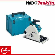 Makita DSP600ZJ 18Vx2 165mm Plunge Cut Saw in MakPac Connector Case
