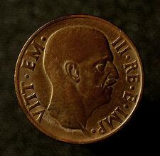 Kgr. Italien, Vittorio Emanuele III., 5 Centesimi 1938 R