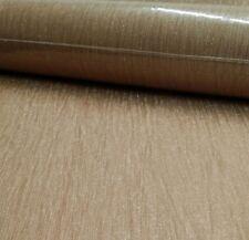 Debona Crystal Plain Rose Gold Glitter Sparkling Textured Vinyl Wallpaper 8998
