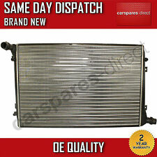 SKODA OCTAVIA / SUPERB 1.9, 2.0 AUTOMATIC/MANUAL RADIATOR 2004>2010 *BRAND NEW*