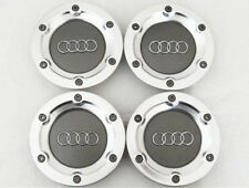 4 OEM Wheel Center Hub Cap 8N0601165A FOR AUDI TT Coupe Roadster A6 S6 QUATTRO