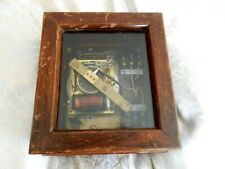 More details for vintage gpo ~  strowger clock no. 70a /  electrical clocks pulse type  very rare