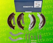 1 Set Knott Brake Shoes 200x50 - 20-2710 Hydraulics Brake - Brake Shoe Set Kpl