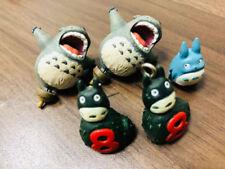 SET of 5PCS TOTORO Figures Studio Ghibli Anime Japanese Film Movie TV Toy #5