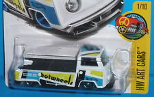 2017 HOT WHEELS Volkswagen VW T2 Pickup Col. #295/365 HW Art Cars #1/10