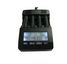 V2.1 BT-C2000 Battery Charger Tester Analyzer NiMH NiCd AA AAA C D 12 Volt