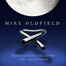 MIKE OLDFIELD: MOONLIGHT SHADOW CD GREATEST HITS / THE VERY BEST OF / NEW