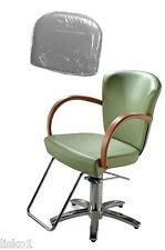Takara Belmont LIU Styling Chair Vinyl Chair Back Cover (CLEAR)