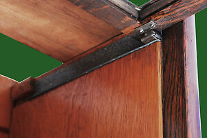 """GLOBE WERNICKE®/MACEY DOOR """"D"""" SERIES 8 1/4"""" TRACKS EXACT HIGHEST GRADE MATERIAL"""