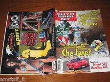 AUTOSPRINT 2004/29=TEST FERRARI 575=ALFA ROMEO SR2 PICCHIO=RALLY ARGENTINA=