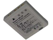 Battery For DB-L20 Sanyo Xacti VPC-CA6 VPC-CG6 VPC-CG65 VPC-CG9 VPC-CA9 NEW