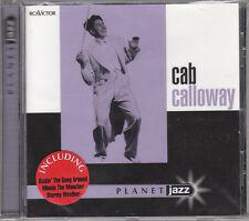 CAB CALLOWAY (PLANET JAZZ) - CD (NUOVO SIGILLATO)