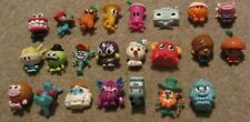 MOSHI MONSTERS - 23 SERIES 4 - INCLUDES ULTRA RARE - NEVER PLAYED WITH - BN