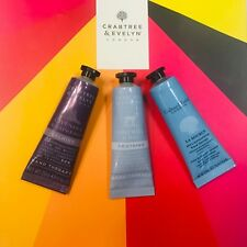 45%OFF Crabtree & Evelyn Hand Therapy Trio 3x25ml Gardeners NantucketBriar Summe