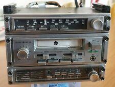 RACK VINTAGE AMPLI ÉGALISEUR RADIO-CASSETTE AN 70 MAR:EUROPSONIC FONCTIONNE