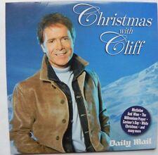 CHRISTMAS WITH CLIFF RICHARD PROMO CD ALBUM