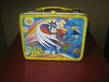Battle of the Planets Children's Vintage Metal Lunch Box 1979 Aladdin TV Show